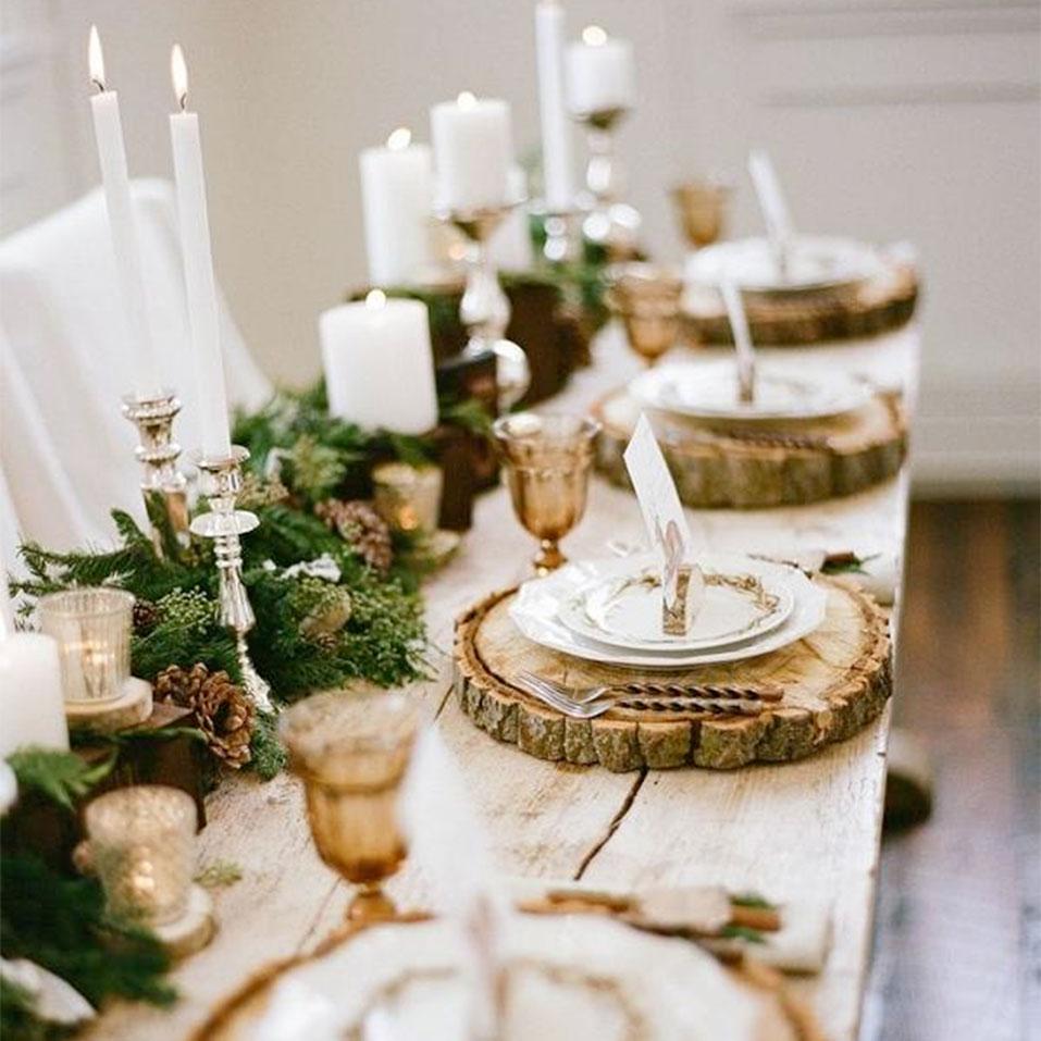 Rustic-Table-setting