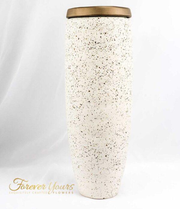 ceramics, handmade, hand-crafted, pottery, home decor, extra tall vase