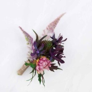 Artificial Flower Boho Corsage