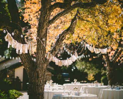 4 Great Things About a Backyard Wedding