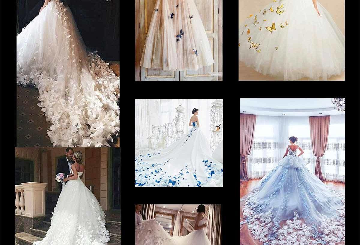 2019 Wedding Dress Fashion