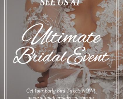 Wedding Expo Time!