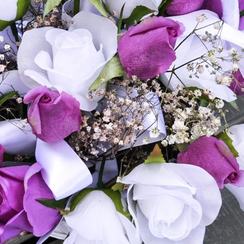 Georgie Flower Girl Flower Basket, wedding,