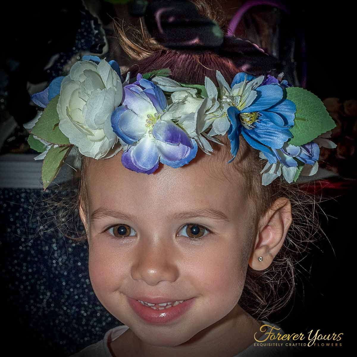 Flower Girl Headpiece