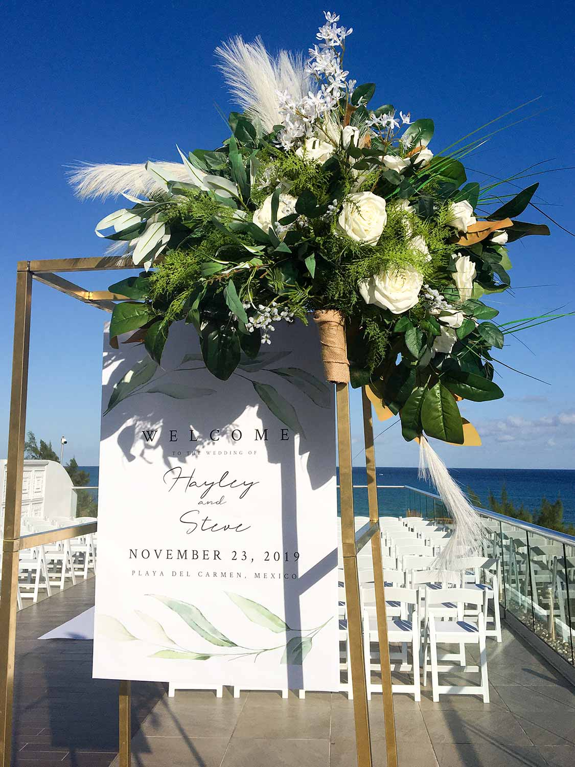 Our Artificial Flowers can Travel all the way to Mexico