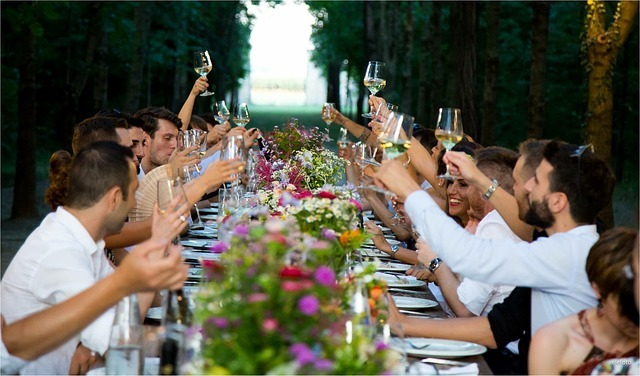 Fun Ways to Include Your Wedding Guests