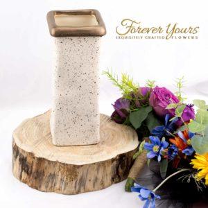 Qin 29cm Ceramic Vase