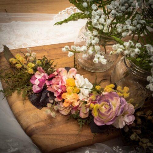 rustic wedding, shabby chic, boho, wedding decor, table decoration