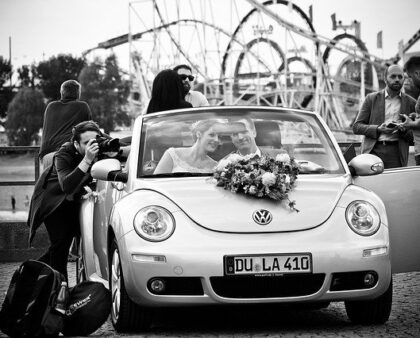 Wedding Photos without the professional price tag